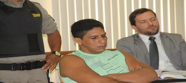 Vanilson foi condenado a 12 anos de reclusão e terá que indenizar familiares da vítima – Foto: Alexandre Lima