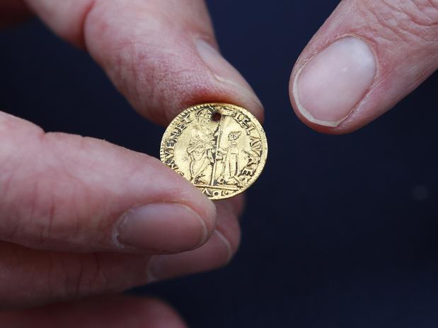 Moeda do imperador Adriano