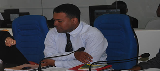 Vereador Joelso Pontes do PP de Brasiléia