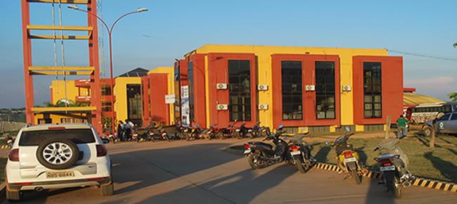 Universidade Amazónica de Pando – UAP-FOTO-ALEMÃO