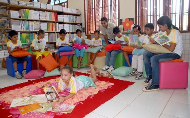 Governo do estado tem se esforçado para elevar a qualidade do ensino e o acesso à educação (Foto: Mardilson Gomes)