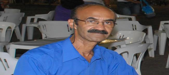 Amaury Barreto, de 53 anos,