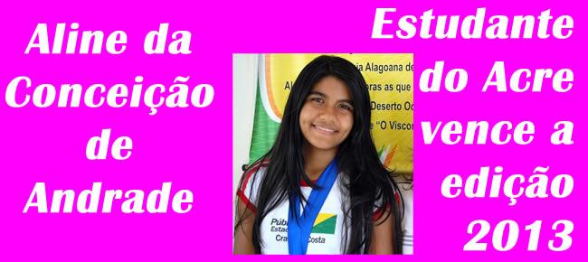 Escola Estadual Dom Henrique Ruth, em Cruzeiro do Sul, superou os concorrentes dos outros 26 estados