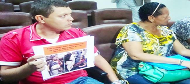 Jair afirma que mesmo após reunião na Aleac nada foi feito/Foto: Agência ContilNet