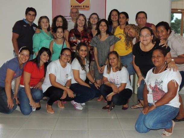 No Acre, o teste da nova Caderneta de Saúde da Pessoa foi desenvolvido pelo Ministério da Saúde (MS), por meio da Secretaria de Estado de Saúde (Sesacre), em parceria com a Fundação Oswaldo Cruz (Fiocruz) (Foto: Assessoria)