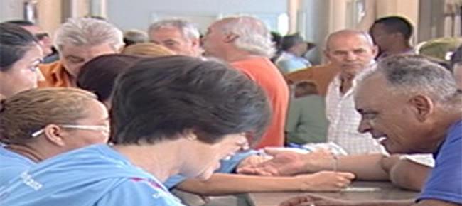 Cirurgias de próstatas serão oferecidas gratuitamente (Foto: Reprodução/TV Integração)