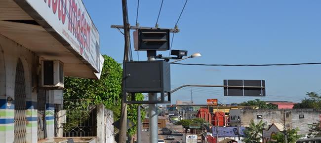 Os radares podem ser implantados desde que o equipamento seja a melhor solução para os conflitos de tráfego do local (Foto: Acervo Ascom)
