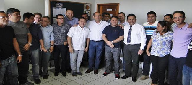 O deputado estadual Edvaldo Souza, enfatizou sua fidelidade ao projeto da Frente Popular do Acre.