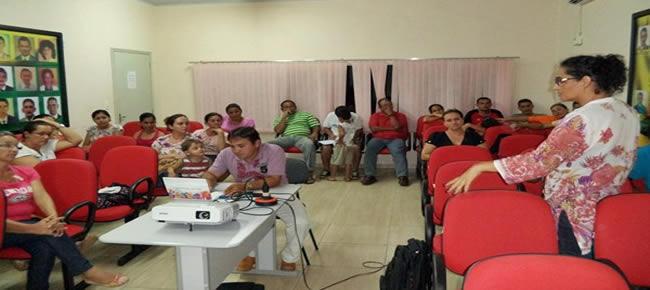 Presidente do Sinteac garantiu total apoio aos profissionais/imagem assisagora