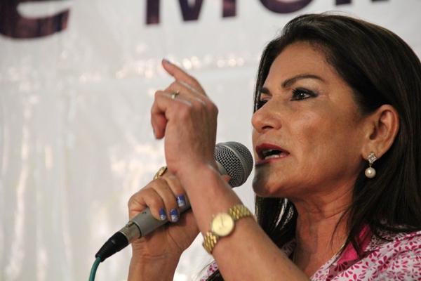Sem mandato a partir de fevereiro, Antônia Rojas deverá assumir o lugar deixado por Rosa.