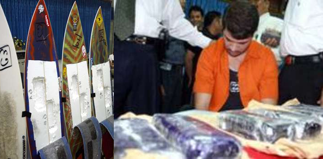 Rodrigo Gularte foi preso em 2004 e, desde então, desenvolveu problemas mentais, segundo a família Foto: BBC Mundo / AFP