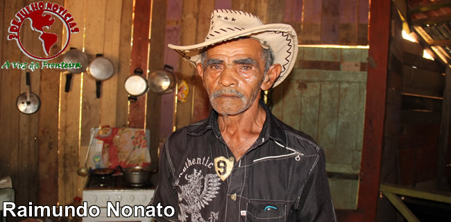 Raimundo Nonato de 70 anos